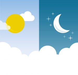 day-and-night-layout-sun-moon-stars-and-clouds-banner-weathe